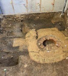 Udine, emergono resti di una capanna protostorica dai lavori di restauro di un Palazzo