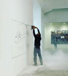 """A Bologna la personale di Aldo Giannotti """"Safe and Sound"""" sovverte il concetto di museo"""