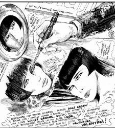 Guido Crepax e i mille volti di Valentina: ad Aosta la personale sul celebre fumettista