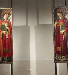 Lucca, per la prima volta in mostra le due tavole di Vincenzo Civitali della Fondazione CRL