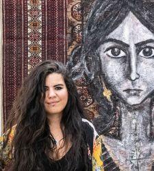 Zehra Doğan destina intero Premio Carol Rama a casa d'arte da realizzare in Turchia