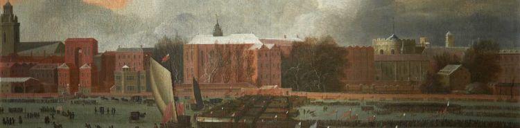 Le Frost Fairs di Londra: i dipinti che narrano le incredibili fiere sul Tamigi ghiacciato