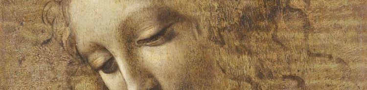Una bella dai capelli che scherzano col vento: la Scapigliata di Leonardo da Vinci