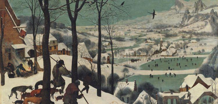 L'essenza dell'inverno in un dipinto: i Cacciatori nella neve di Pieter Bruegel il Vecchio